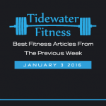 Best Fitness Articles From The Previous Week: January 3 2016