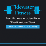 Best Fitness Articles From The Previous Week: December 20 2015
