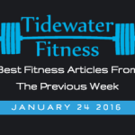 Best Fitness Articles From The Previous Week: January 24 2016