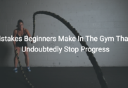4 mistakes beginners make in the gym