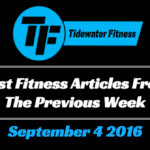 Best Fitness Articles From The Previous Week: September 4 2016