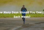 how many days should you exercise each week