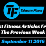 Best Fitness Articles From The Previous Week: September 11 2016