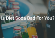 diet soda bad for you
