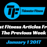 Best Fitness Articles From The Previous Week: January 1 2017