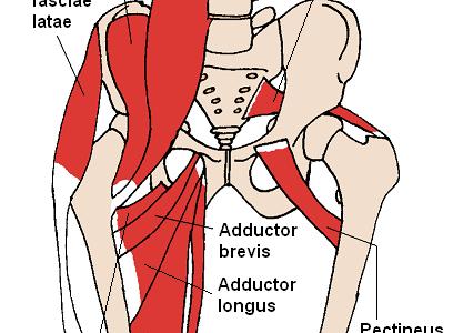 The Rocking Hip Flexor Stretch -