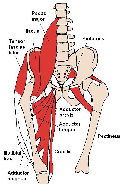 The Rocking Hip Flexor Stretch