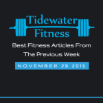 Best Fitness Articles From The Previous Week: November 29 2015