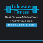 Best Fitness Articles From The Previous Week: December 6 2015