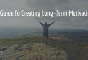creating long-term motivation