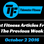 Best Fitness Articles From The Previous Week: October 2 2016