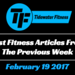 Best Fitness Articles From The Previous Week: February 19 2017