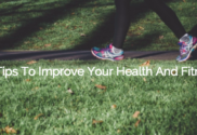 28 tips to improve your health and fitness