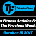 Best Fitness Articles From The Previous Week: October 15 2017