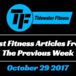 Best Fitness Articles From The Previous Week: October 29 2017