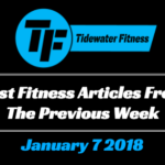 Best Fitness Articles From The Previous Week: January 7 2018